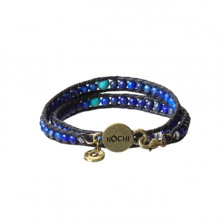 KOCHI The Spiritual Power Double Bracelet