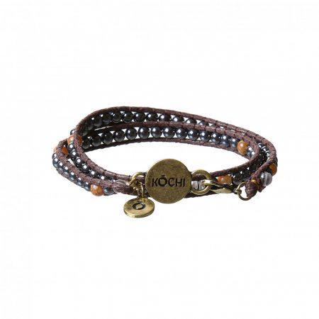 KOCHI Earthing Bracelet (Double)